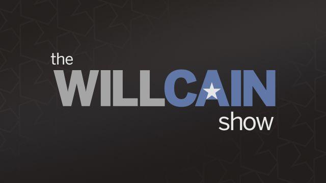 Mon, 9/23 - The Will Cain Show Presented by Progressive