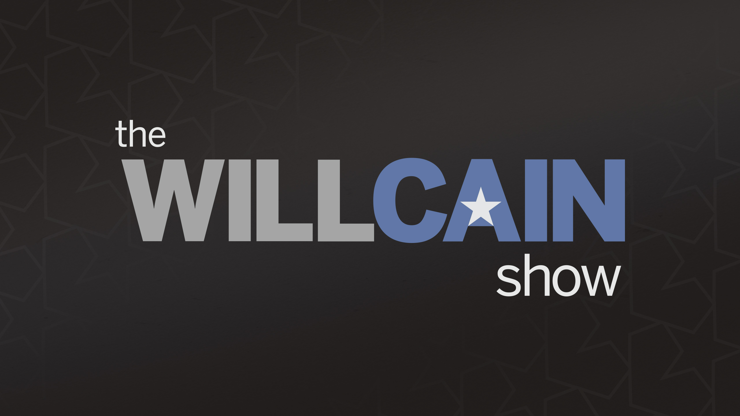 Wed, 3/20 - The Will Cain Show Presented by Progressive
