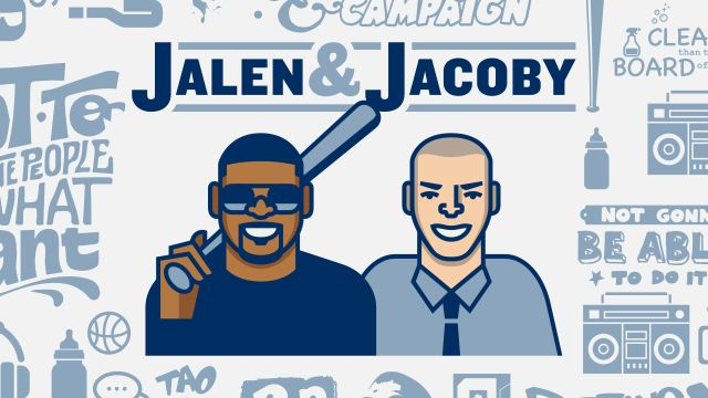 Tue, 11/12 - Jalen & Jacoby