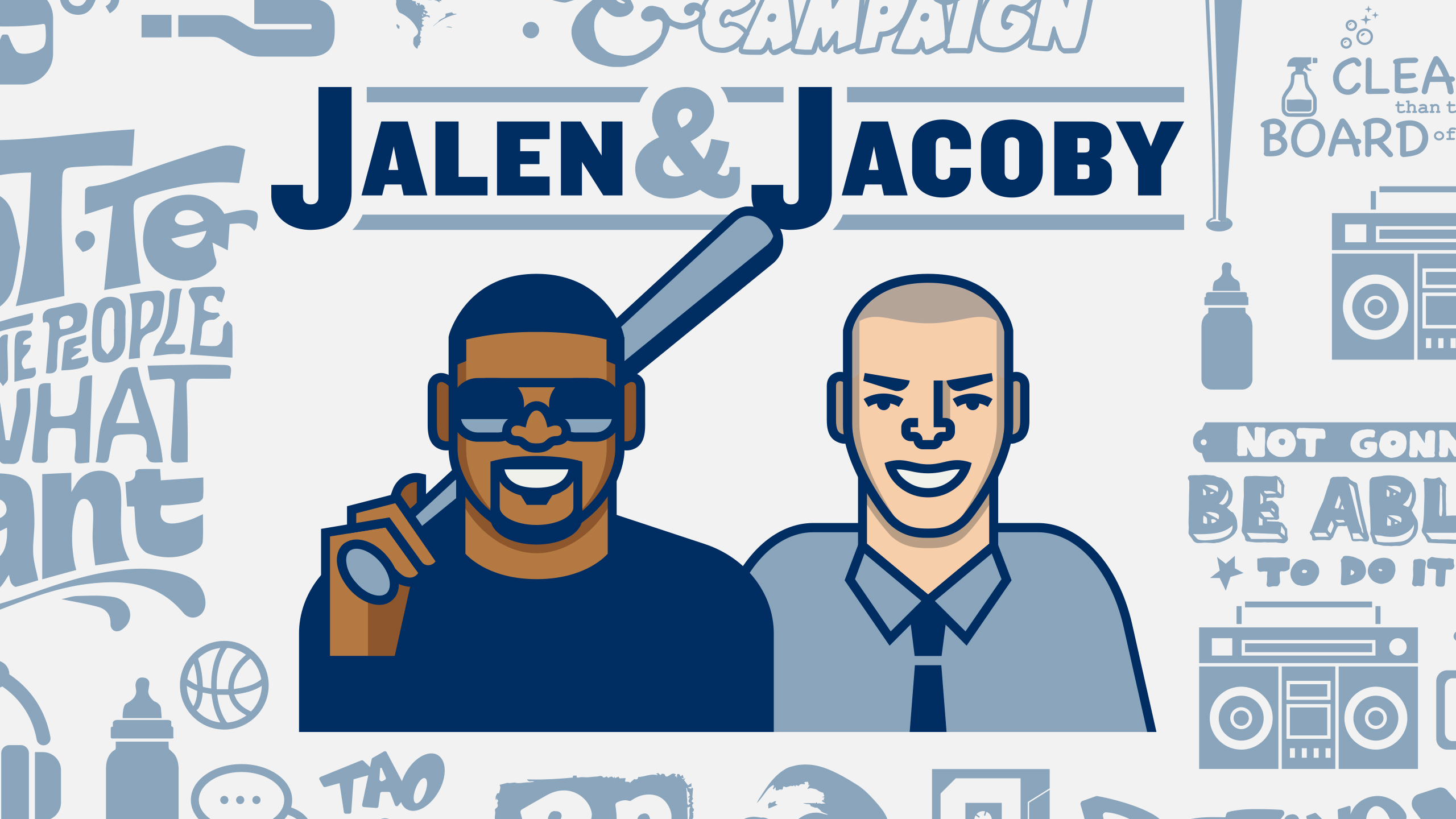 Mon, 10/22 - Jalen & Jacoby