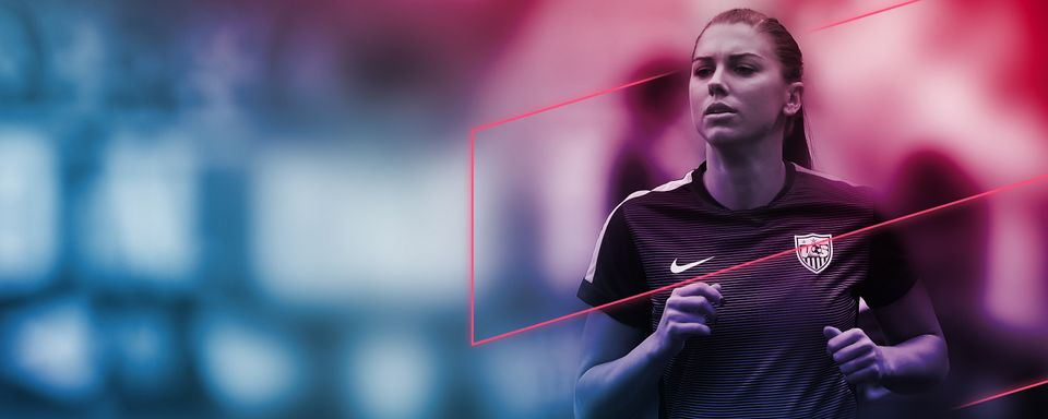 Alex Morgan: The Equalizer