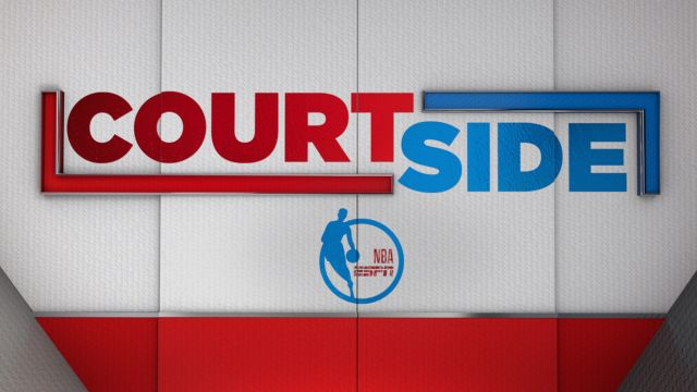 NBA Courtside Presented by McDonald's