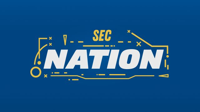 Sat, 10/12 - SEC Nation Supplemented by Aflac